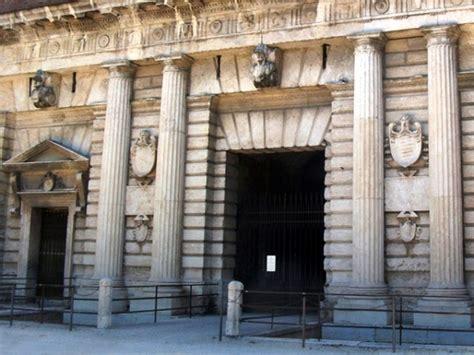 porta palio verona monumenti di verona porta palio