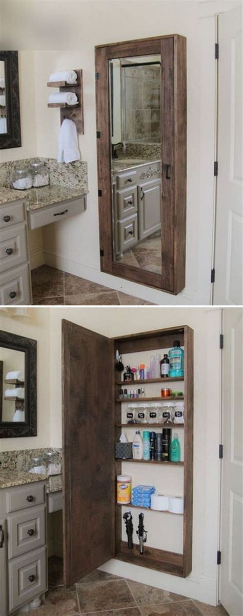 bathroom mirrors with storage ideas best 25 unique wall shelves ideas on pinterest art wall