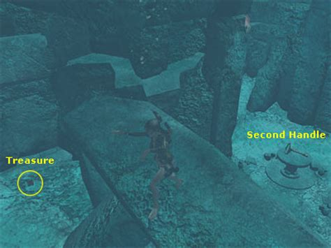 rock the boat it goes left right tomb raider underworld walkthrough and game guide
