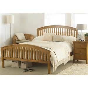 Cheap Oak Bed Frames Cheap Hyder Living Torino Solid Oak Bed Frame For Sale