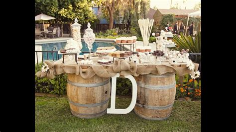 country wedding shower ideas – Country Wedding Ideas: Barn, Tree Farm, Orchard, Picnic Themes & More