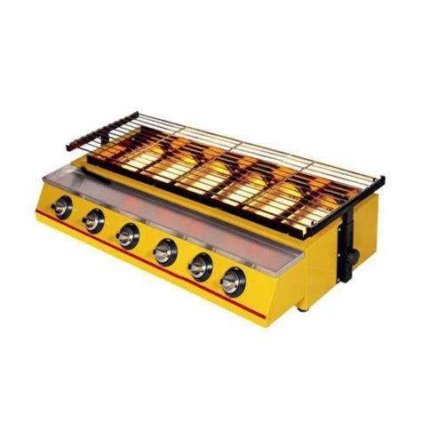 Alat Pemanggang Gas Jual Getra Et K233 6 Burner Bbq Gas Alat Pemanggang