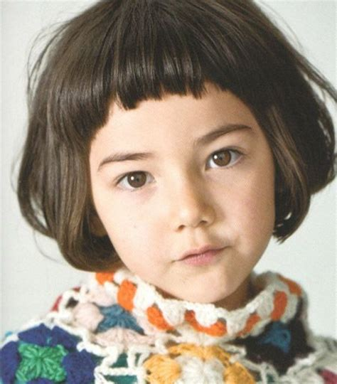 kids chin length hair 17 best images about short haircuts for girls on pinterest