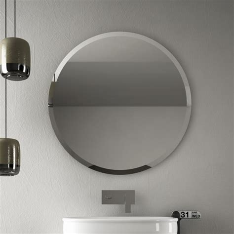round bathroom mirrors artceram azuley round mirror modern bathroom mirrors