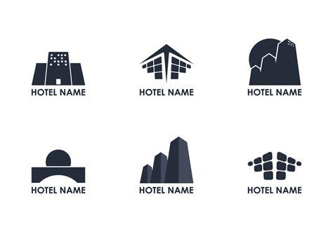 free hotel logo design hotel logo vectors download free vector art stock