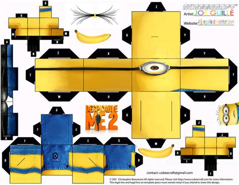 Pola Papercraft - pola papercraft 2