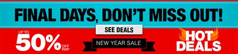 Dont Miss This Weeks Best Sales by Days Of New Year Sale Don T Miss Out 171 Appliances