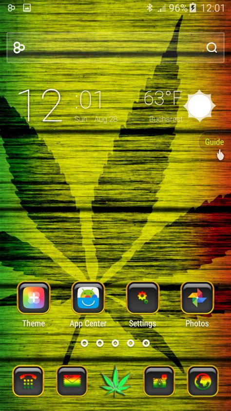 themes for android reggae weed reggae theme android apps on google play