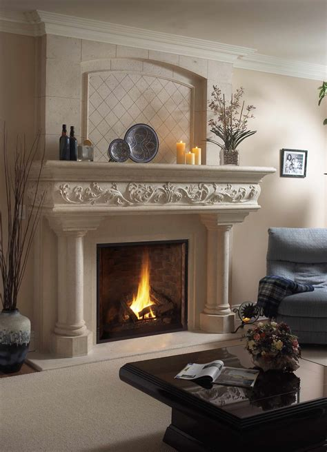 Fireplaces For Decoration by Decorations For Fireplace Mantel Wall Ideas For Gas