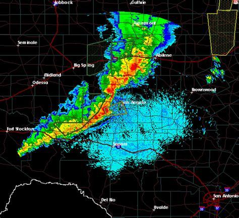 Interactive Hail Maps - Hail Map for San Angelo, TX Weather.com San Angelo Texas