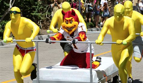 bed race sparky 2011