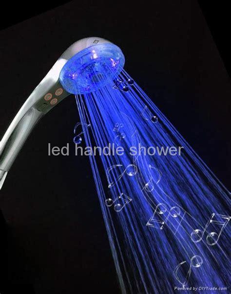 led shower light gr sm01 china manufacturer