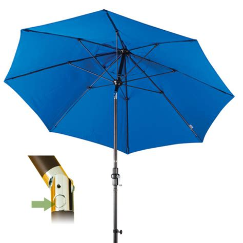 patio umbrellas that tilt tilt patio umbrellas how to the right one