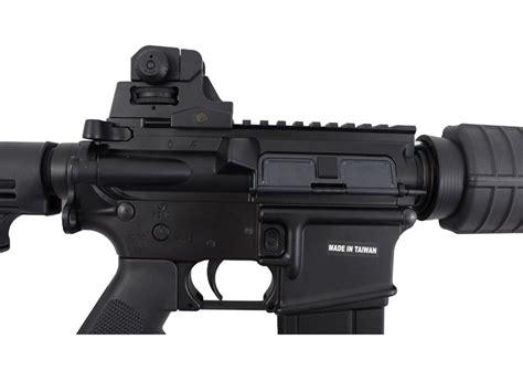 Airsoft Gun Kj Works Kj Works M4 Cqb Gbb Airsoft Rifle Replicaairguns Ca
