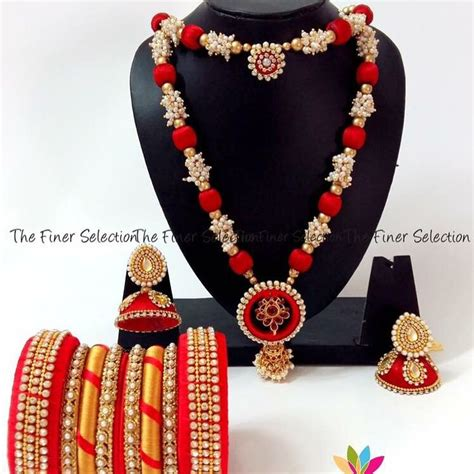 Handmade Threads - 308 best images about silk thread jewelry on