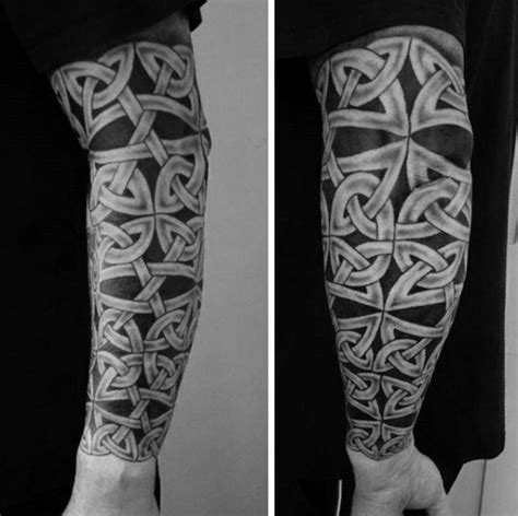 tattoo sleeve ideas for men pictures 40 celtic sleeve designs for manly ink ideas