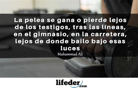 imagenes con frases motivadoras gym 101 frases de gimnasio motivadoras con im 225 genes lifeder
