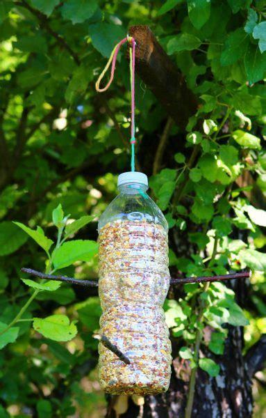 Bottle Birdfeeder Fun Family Crafts