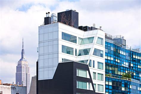 remodelled rooftop apartment   york idesignarch interior design architecture