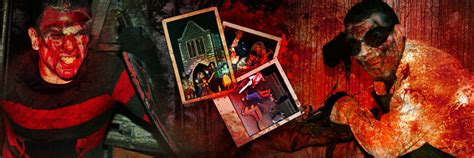 Demented Sinister Tales new jersey haunted houses find scariest and best haunted
