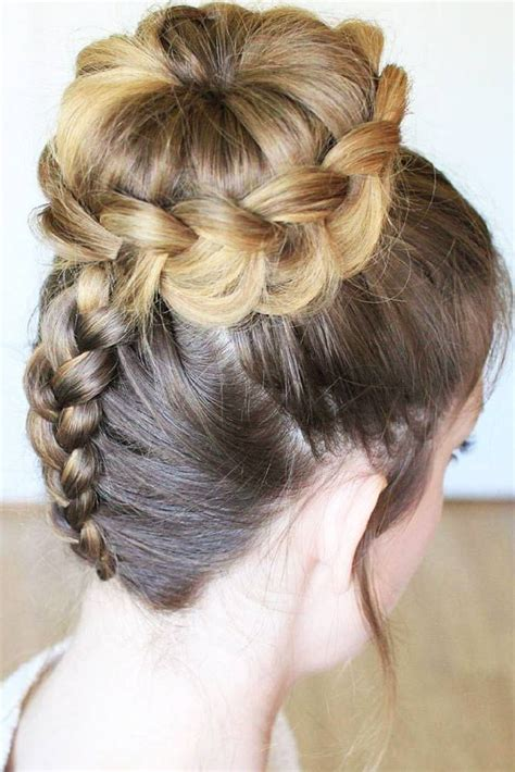 volleyball hairstyles braids 21 cute double dutch braids ideas updo cute updo and
