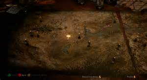 Dragon Age Inquisition World Map by Dragon Age Inquisition Gamescom Demo Shows World Map