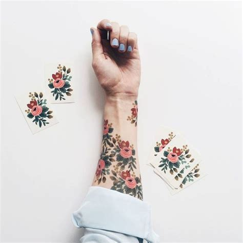 best temporary tattoos best 25 temporary paper ideas on