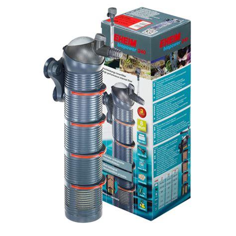 filtro interno acquario eheim filtro interno biopower 240