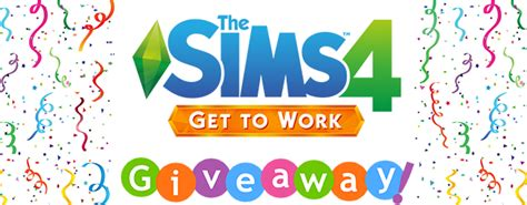 Sims 4 Giveaway - simsvip news reviews for the sims series