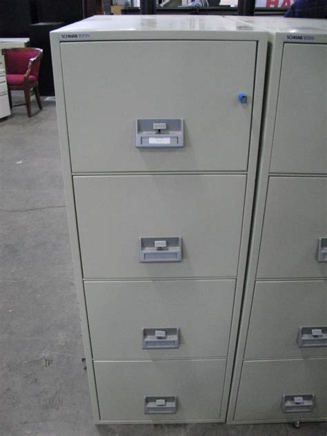 used office file cabinets schwab 1000 4 drawer veritcal