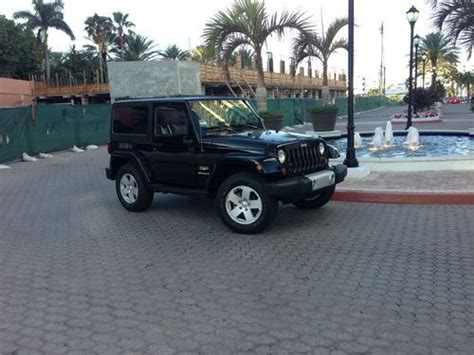 2012 Jeep Wrangler Towing Purchase Used 2012 Jeep Wrangler With Top