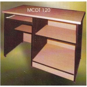 Meja Komputer Grace 120 meja komputer daiko mcdt 120 daftar harga furniture dan