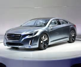 2017 subaru legacy release date redesign pictures