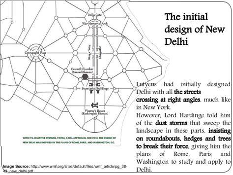 layout plan of new delhi history town planning of delhi