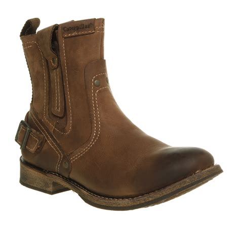 brown biker style boots mens brown biker boots 28 images new mens superdry