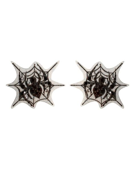 nipple tattoo stickers nipple pasties black widow nipple jewelry horror shop com