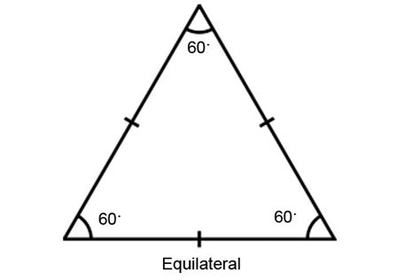 cross section equilateral triangle what is a three square file