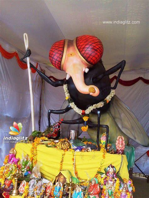 film ganesh ganesha idols inspired by movies telugu movie news
