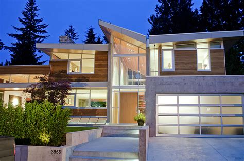 home house design vancouver award winning contemporary design north vancouver werner