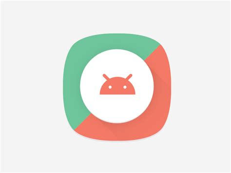 android app icon template android o icon template ui素材库