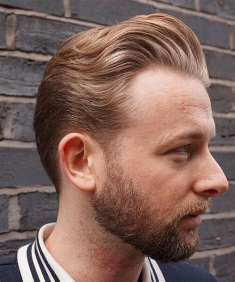 hairstyles for men with a high hairline 45 hairstyles for men with receding hairlines