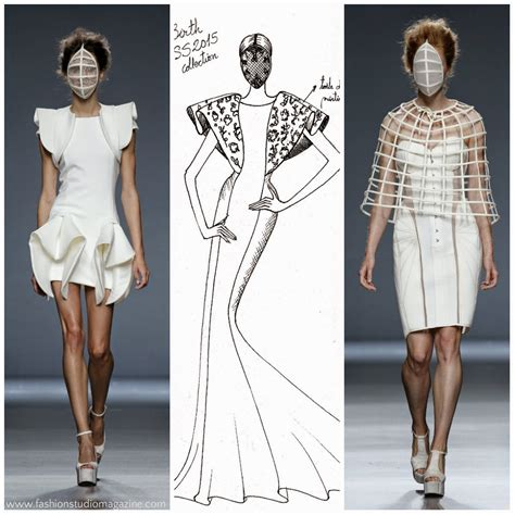 Fashion Design Inspiration Ideas | fashion illustration by fashion designers