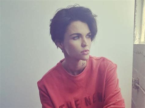 Ruby Rose wrote a beautiful message about love on