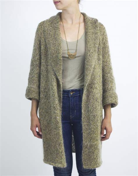 coat knitting pattern best 25 knitted coat pattern ideas on knitted