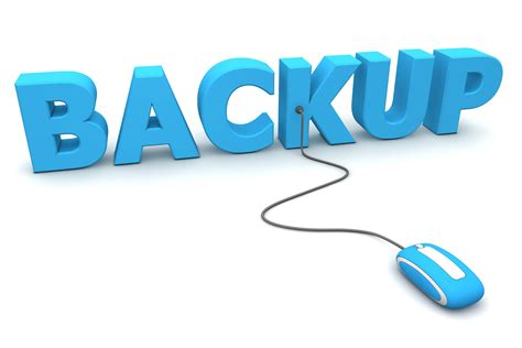backup image protect your stuff and get your backup on