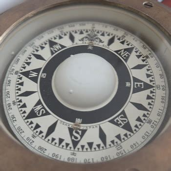 Compass Coin For Collectors K S Seisaku Sho Compass Collectors Weekly