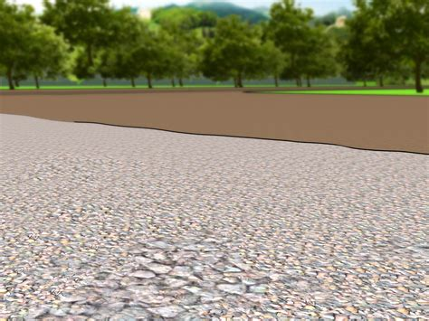 Driveway Rock How To Make A Gravel Driveway With Pictures Wikihow