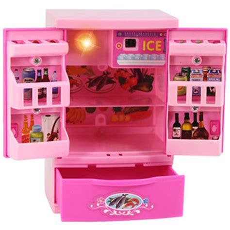 Promo Kitchen Set Koper 3 In 1 Pink Chef Mainan Masak Masakan 1 children plastic kitchen house pretend play pink refrigerator mini cook set for