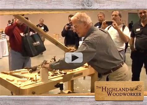 The Highland Woodworker 4th Episode November 2012