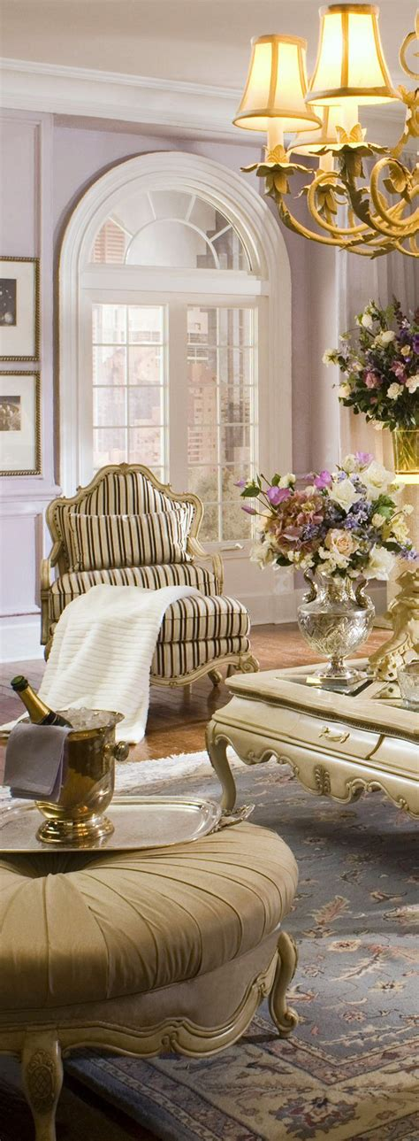 french style design living room studio